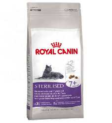 ROYAL CANIN STERILISED 7+ 400GR CHAT
